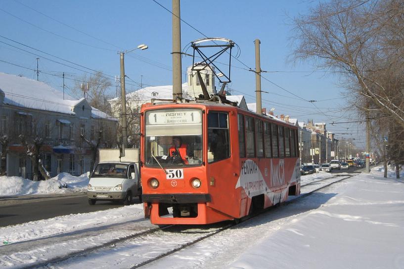 Автобусы лучше и дешевле: омская мэрия отказалась от новых трамваев