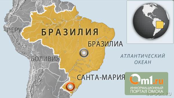 В Бразилии объявлен трехдневный траур