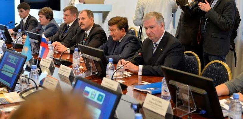 Омской делегации показали работу образовательного учреждения «Назарбаев интеллектуальной школы»