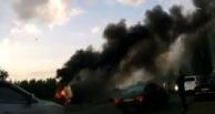 В Омске после столкновения с грузовиком Volvo погиб водитель эвакуатора