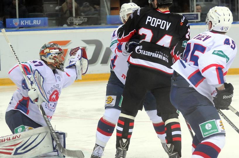 Омский «Авангард» проиграл «Торпедо» в матче с сумасшедшей концовкой