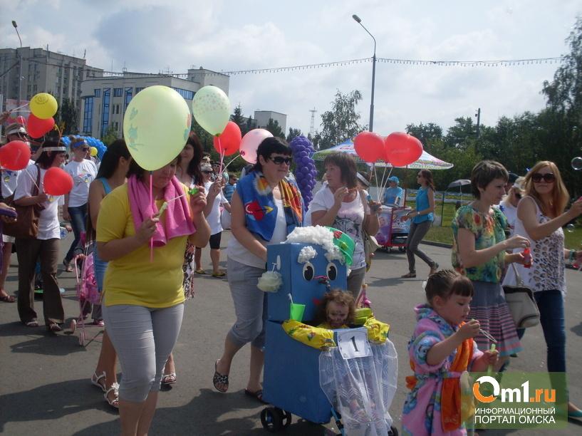 День рождения Омска 3 августа будут праздновать с утра до ночи