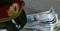Омского полицейского-взяточника приговорили к колонии