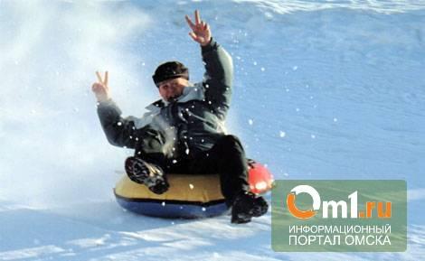 В Омске закрыли горнолыжный комплекс «Шамбала»