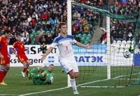 Футбольная сборная России в первом матче года обыграла армян