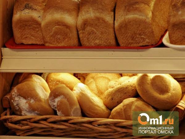 В Омской области снова вырастет цена на хлеб