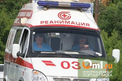 В Омске пьяный автослесарь устроил ДТП, в котором вновь пострадали дети
