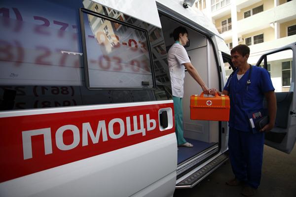 В Омске насмерть разбился водитель Mercedes