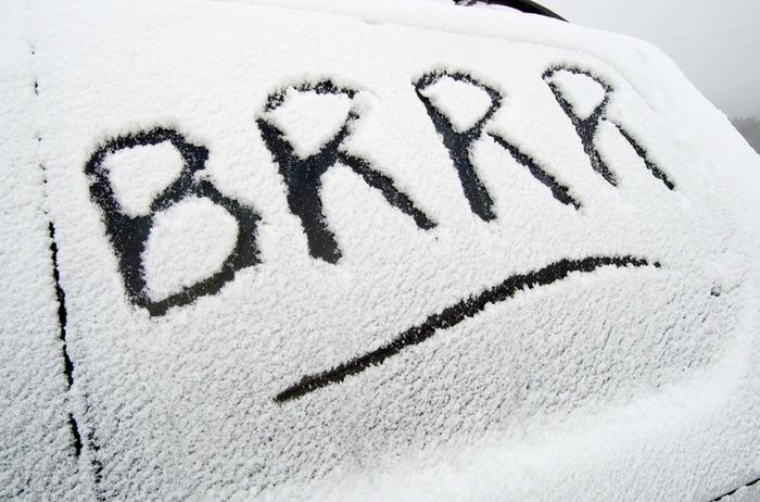В Омске температура упадет до -35 градусов