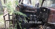 В Омской области двое подельников украли автозапчасти с трактора на сумму более 100 000 рублей