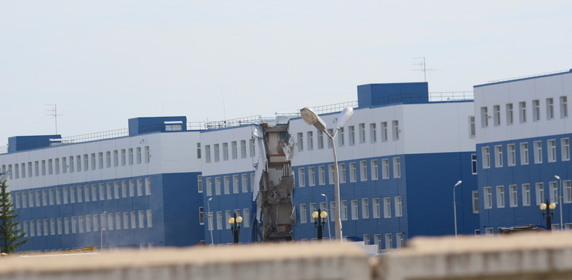 Нижегородская фирма, которая делала ремонт в рухнувшей казарме в Омске, может стать банкротом