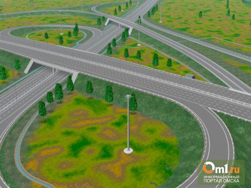 Развязка на Королева и дорога на Братской в Омске еще даже не в проекте