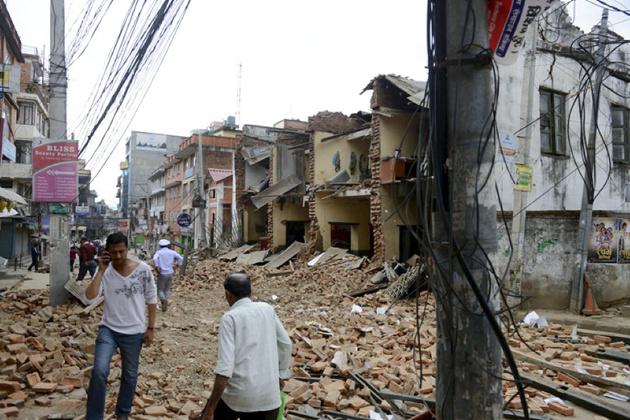Два российских альпиниста, пропавших после землетрясения в Непале, вышли на связь