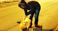 «Дорожная фея» парировала критику со стороны мэрии Омска