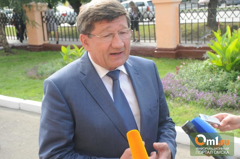 Двораковский: 80 миллионов на уличное освещение в Омске – слишком много