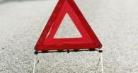 В Омске в пассажирскую маршрутку врезалась грузовая «Газель»