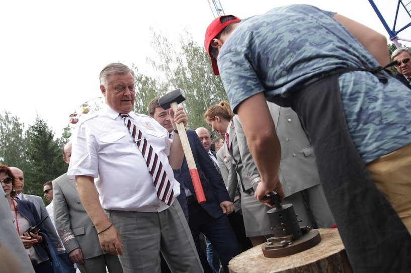 Друзья отговорили Владимира Якунина от поста сенатора