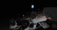 Молодая омичка погибла в ДТП с перевернувшейся на крышу «семеркой»
