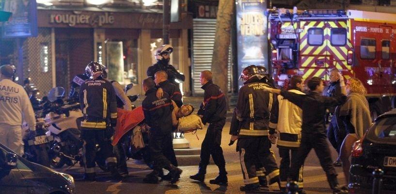 Счастливчик: американец рассказал, как выжил в терактах в Париже и Нью-Йорке