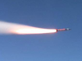 Из Средиземного моря запущено две баллистические ракеты