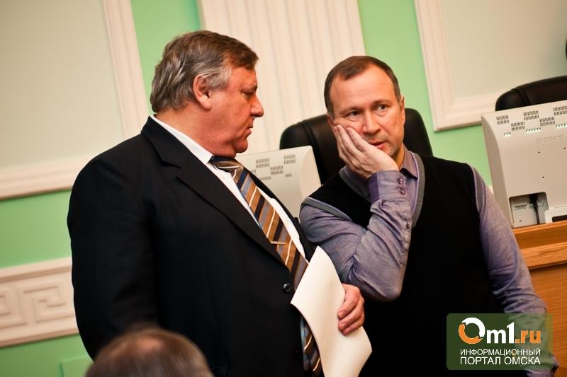 Депутаты омского Горсовета больше 10 лет думают о своем статусе