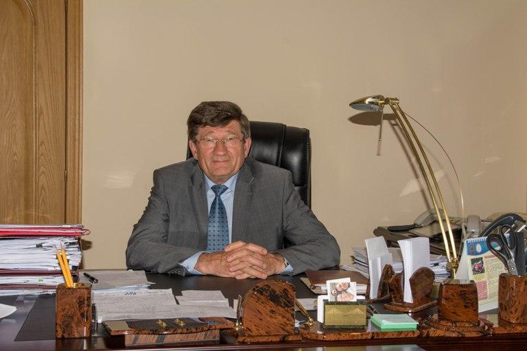 Вячеслав Двораковский: три года на посту мэра Омска