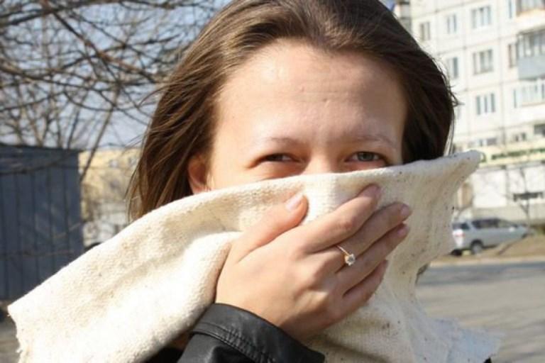 В августе жители Омска дышали сероводородом и формальдегидом