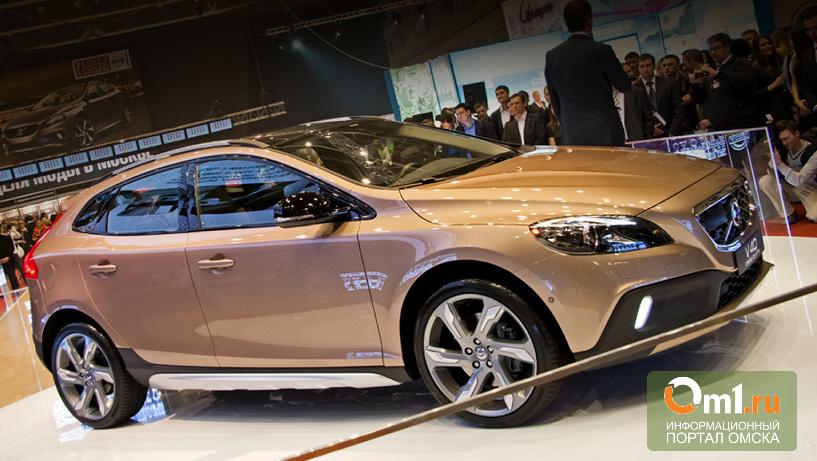 Новая Volvo выйдет с датчиками взгляда водителя