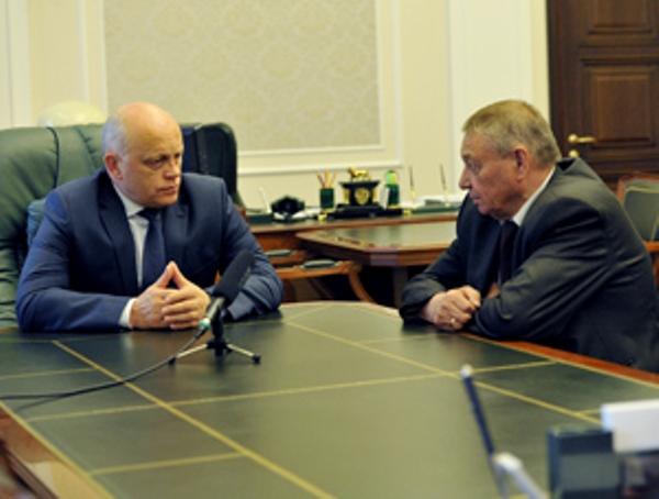 Виктор Назаров отправил главу Исилькульского района на пенсию