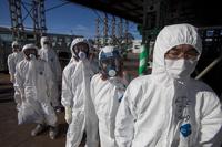 Ученые: пробы воды с «Фукусимы-1» радиоактивны