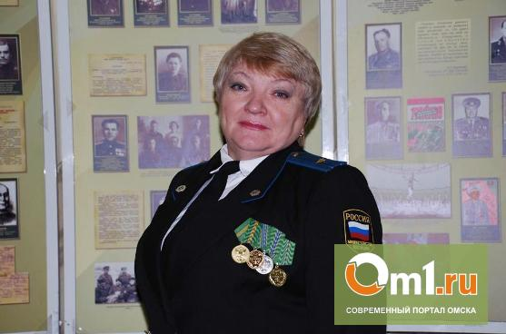 Путин наградил омского судебного пристава за безупречную службу