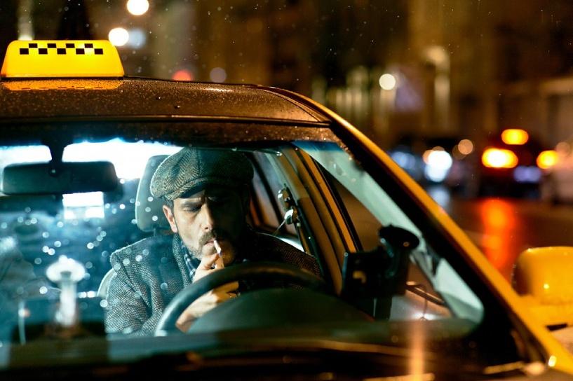 В Омске нашли восемь пьяных водителей такси