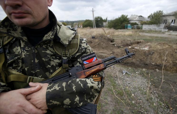 Ополченцы ДНР нашли еще одно массовое захоронение