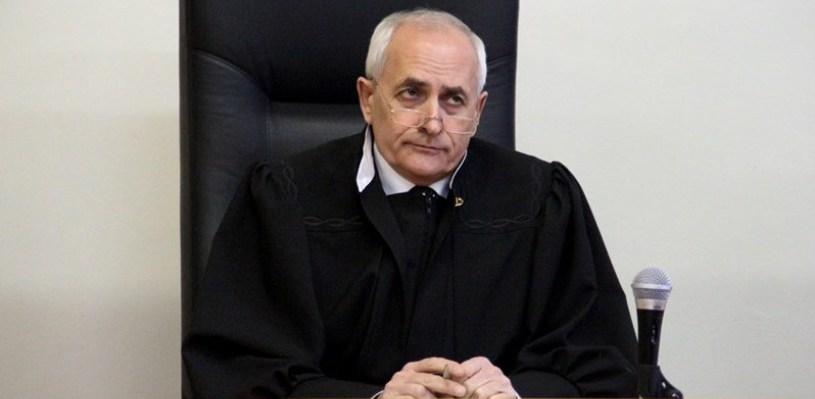 Омский судья Сергей Москаленко подал жалобу по факту лишения его неприкосновенности