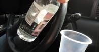 В Омске пьяный водитель врезался в маршрутку с пассажирами