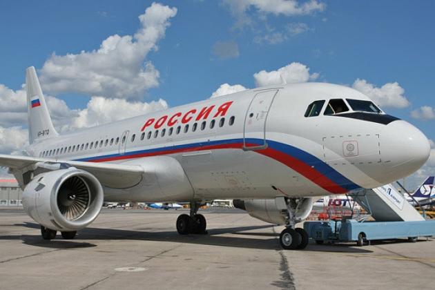 В Омске из-за неполадок задержали рейс самолета «Омск – Санкт-Петербург»