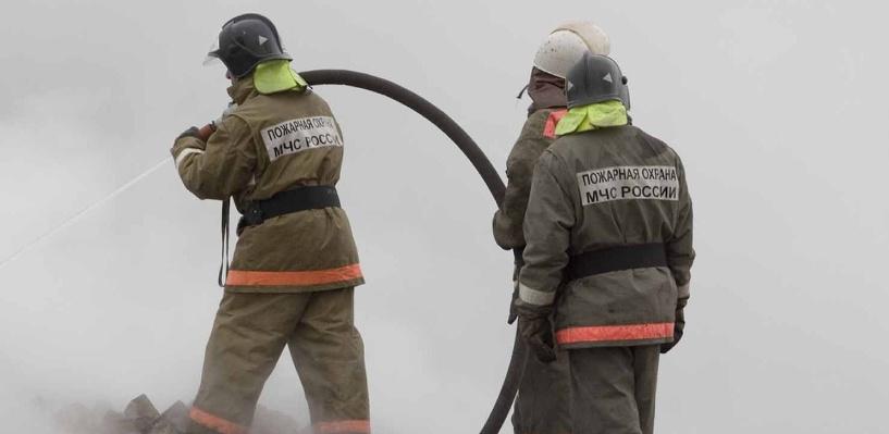 В Омске в сгоревшем доме нашли тела двух женщин