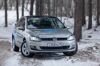 Тест-драйв Volkswagen Golf VII: его сиятельство, Седьмой