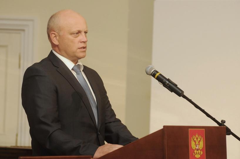 Губернатор области будет менять министров экономики пока не найдет достойного