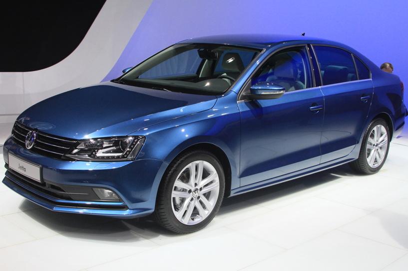 Обновленный Volkswagen Jetta едет в Россию. Ценник тоже обновился