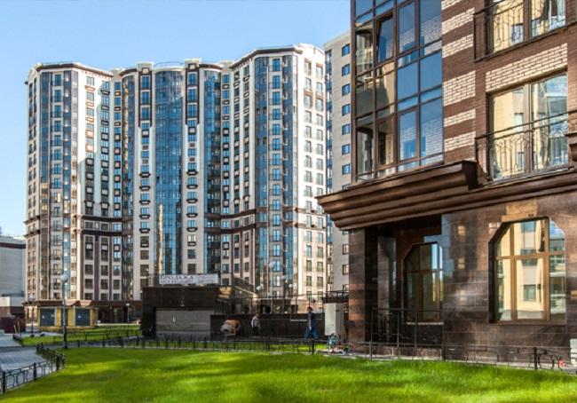 С выбором квартиры в питерской новостройке поможет компания «Строительный Трест»