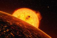 Ученые нашли планету, похожую на Землю массой и габаритами