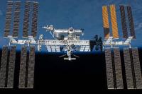 На МКС из-за поломки отключили половину оборудования