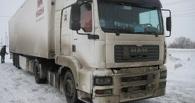 Спасенный от замерзания дальнобойщик поблагодарил омских автоинспекторов