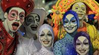 Всем веселиться: карнавал в Бразилии уже посетили 2 миллиона человек