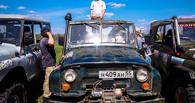 Рев моторов и брызги грязи: в Омской области прошел 1-й этап по Трофи – рейдам
