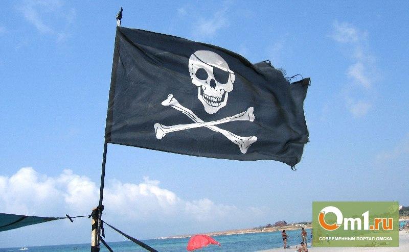Мэрия Омска: если вы видите на пляже черный флаг – купаться нельзя!