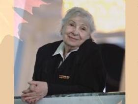 В Омской драме 90-летний юбилей отметит сестра актрисы Ольги Аросевой