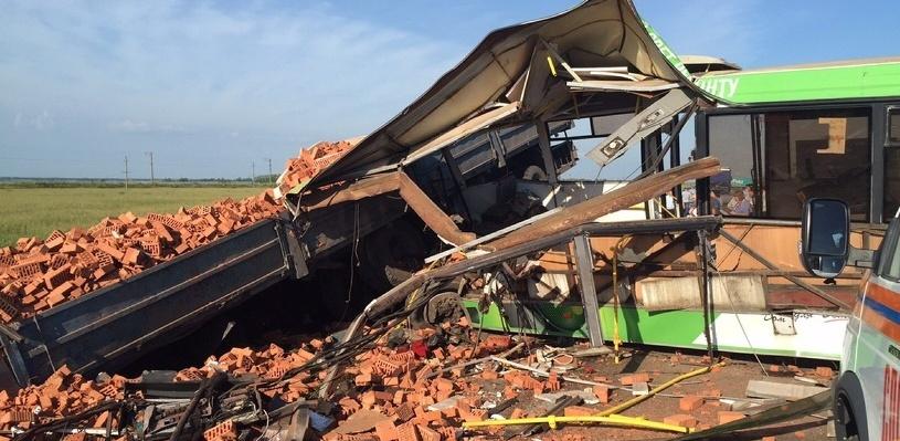 Руководству омского ПАТП №4 предъявили обвинение из-за трагедии на Сыропятском тракте