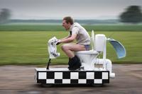 Британец изобрел скоростной унитаз